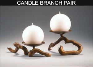 CANDLE-BRANCH-PAIR