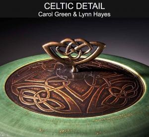CELTIC-URN-DETAIL