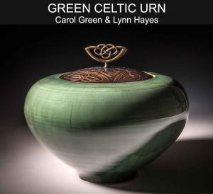 GREEN-CELTIC-URN