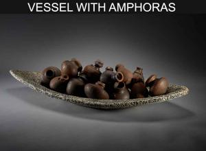 VESSEL-WITH-AMPHORAS